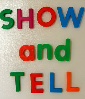 show-and-tell