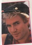 Simon LeBon - (A case could be made to include his bandmate John Taylor who also has the right bone structure and charm)